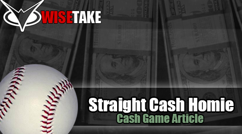 MLB: Straight Cash Homie w/ @PatioJoeRef – 9.18.17